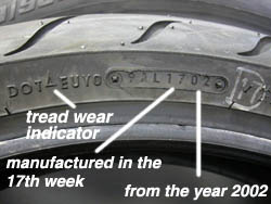 tire date code