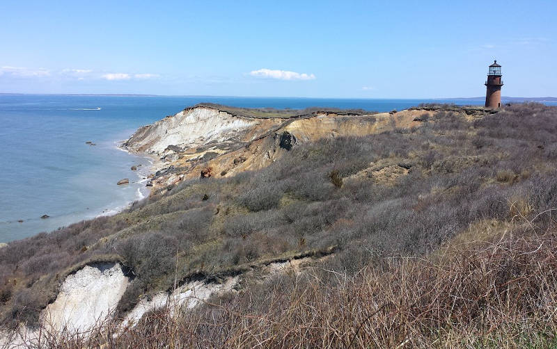 Aquinnah Cliffs