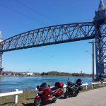 Bourne Railroad Bridge View