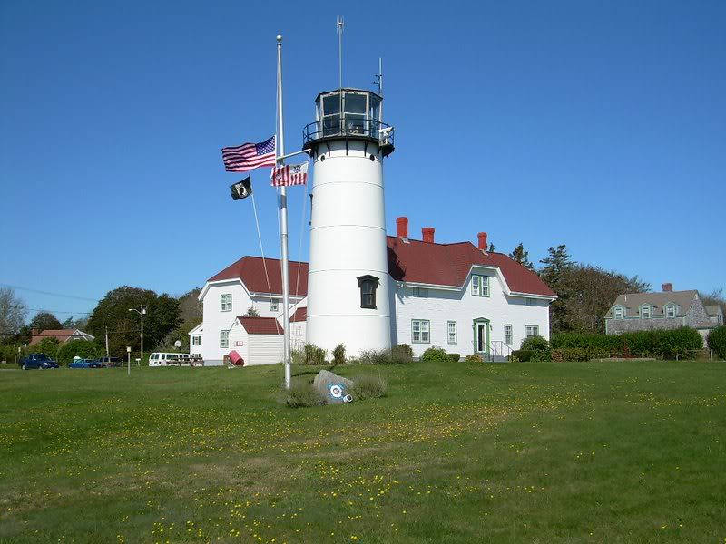 Chatham Light View