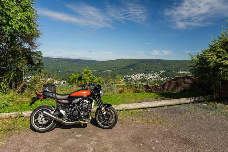 Jim Thorpe Scenic Overlook