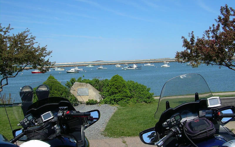 Plymouth Harbor View