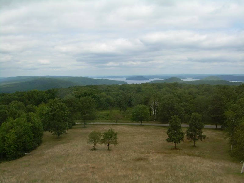 Quabbin Tower View