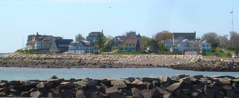 Scituate Light View