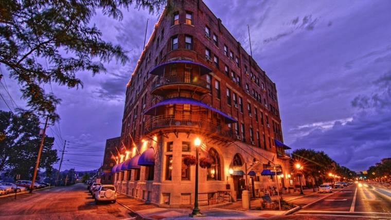 Lafayette Hotel Marietta OH